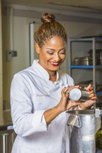 Chef Prisca Gilbert
