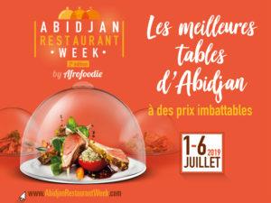 Abidjan Restaurant Week 2019